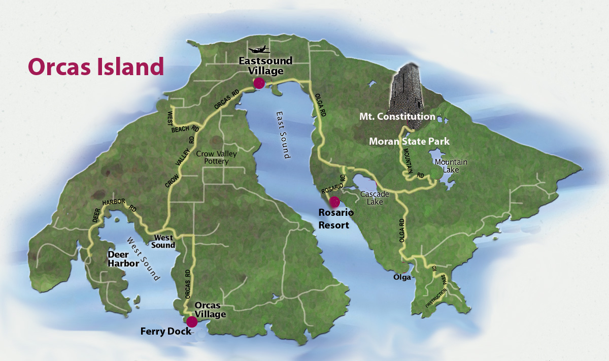 What S It Like To Live On Orcas Island
