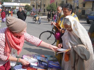 Jaiapura book distribution 2011 008small